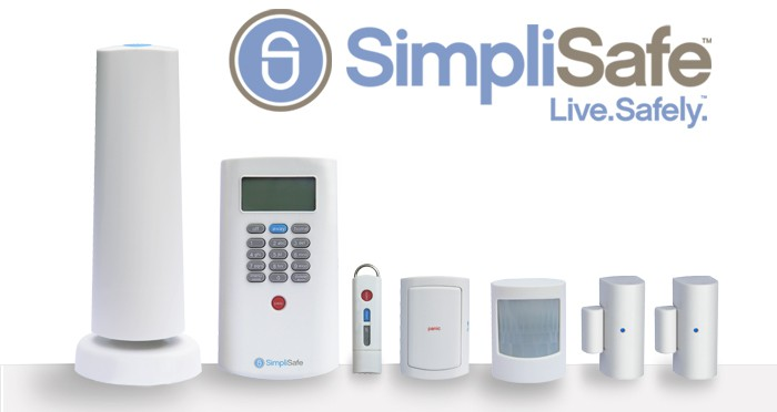 Simple security a look at the simplisafe security system for Look security systems